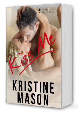 Excerpt: Kiss Me Book Cover