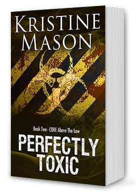 Excerpt: Perfectly Toxic Book Cover