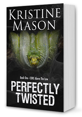 Excerpt: Perfectly Twisted Book Cover