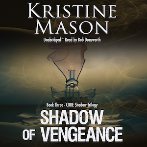 Shadow of Vengeance audiobook by Kristine Mason