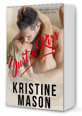 Excerpt: Just A Kiss Book Cover
