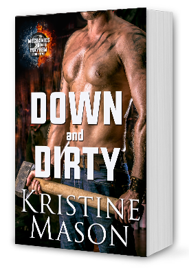 Excerpt: Down and Dirty Book Cover